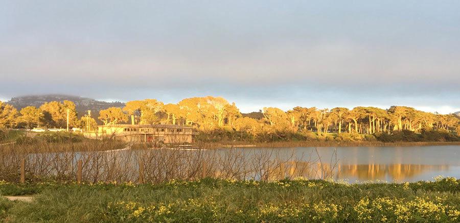 Lake Merced Boathouse